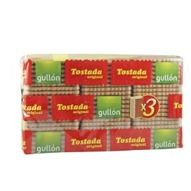 Galletas Gullon Tostada 400 Gr