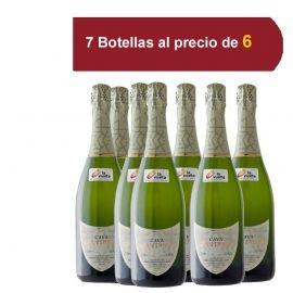 Pack 6+1 Gran Ducay Brut Nature