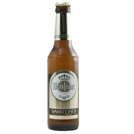 Warsteiner botella 330 ml.