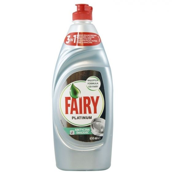 Fairy Platinum 650 ml