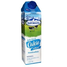 Pack Asturiana Calcio Semi 6 Brick 1 L.