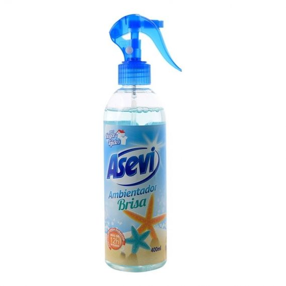 Ambientador brisa spray Asevi 400 ml