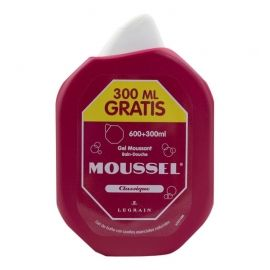 Gel Moussel clásico 600 ml
