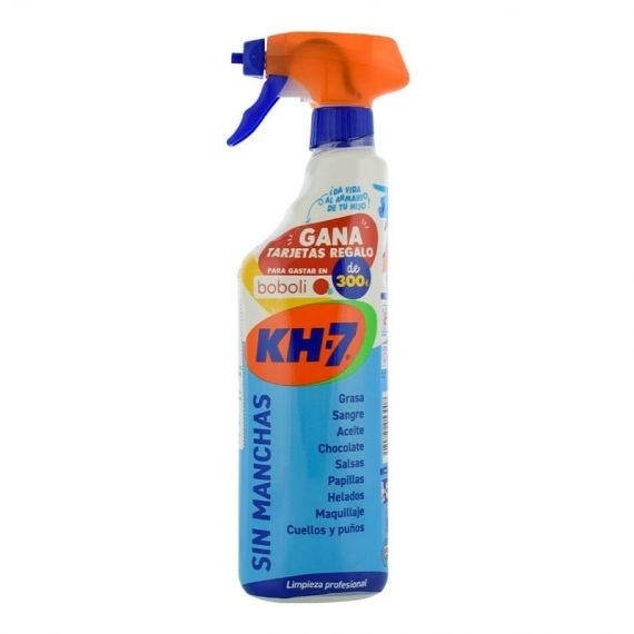 Quitamanchas KH-7 ropa spray 750 ml