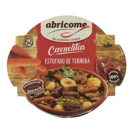 Estofado de ternera Abricome 415 g