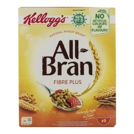 Cereales integrales All Bran fibra plus 375 g