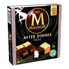 Helado Magnum Frac After Dinner 10 ud
