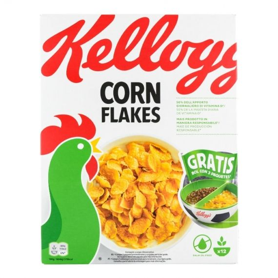 Cereales Corn Flakes Kellogg's 375 g