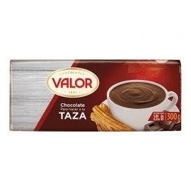 Chocolate Valor puro a la taza 300 g